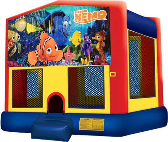 Nemo Bounce House