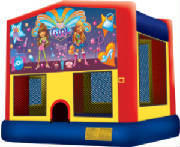 It's A Girl Thing Bounce House