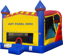 Castle Bounce & Slide
