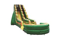 19'  Amazon River DRY Slide 7hr rental for 4hr price