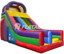 18'  DRY Slide 7 hr Rental for 4 hr Price