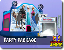 Frozen Party Package