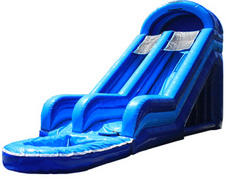 Slides & Water fun