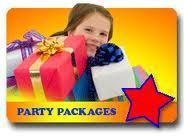 Party Packages!!!