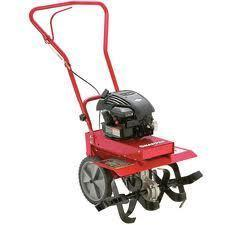 Rototiller Front Tine 6hp