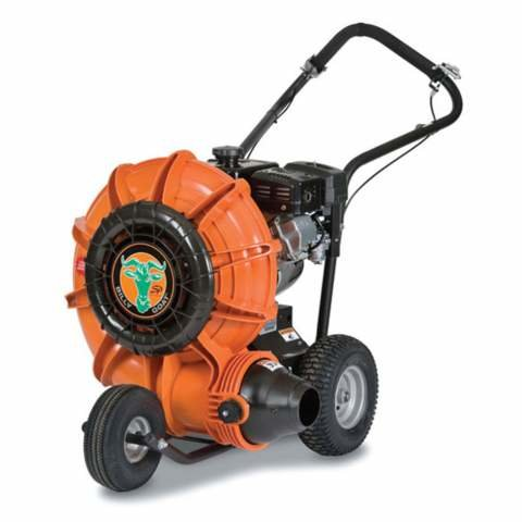 Self Propelled 9hp Blower