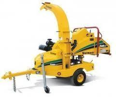 6in Vermeer BC600 Chipper
