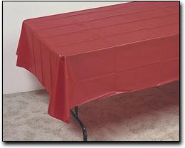 Basic Plastic Table Covers (Banquet)