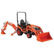 Kubota BX23 Backhoe Loader