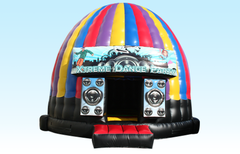 Dance Dome Party Package