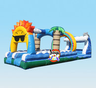 Paradise Sunshine Slip and Slide (2 Lane)