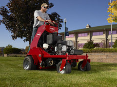 Toro Ride on Aerator