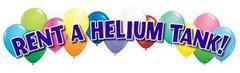 Small Helium Tank Kit (30) Balloons)