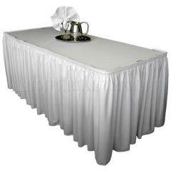 13 ft Table Skirts