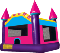 Dream Castle (pink/purple)