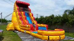 24 Ft. Adrenaline Rush Dry Slide
