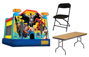 Justice League Party Package