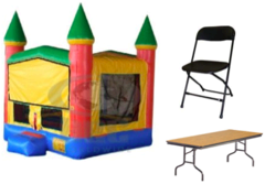 Party Castle 2 Package