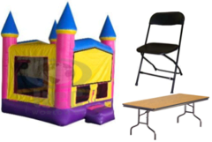 Girl's Party House Package