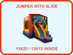 Jumpers with Slide