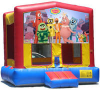 Combo Inflatables 3 in 1