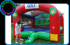 Kids chip shot golf