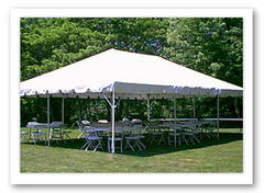 20 x 30 Frame Tent