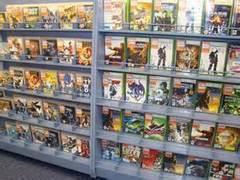 Video Game Rental