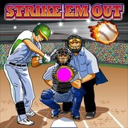 Strike Them Out Baseball Toss