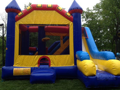 Inflatable Fun Time Rentals