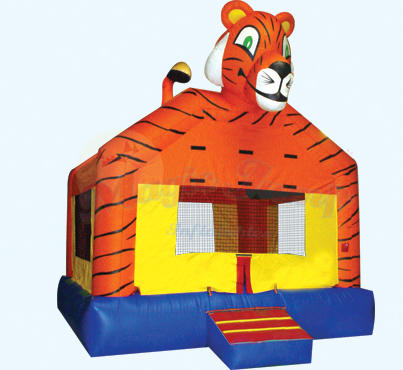 Tiger Bounce House Rental