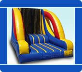 Sticky Velcro Wall Challenge
