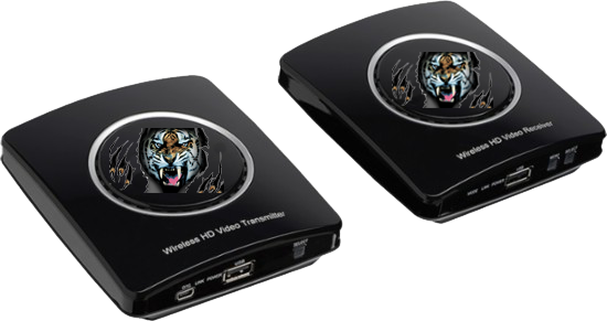 Wireless HDMI Transmitter & Receiver
