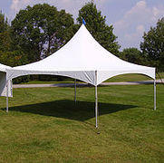 20' x 20' Pinnacle Series High Peak Tent