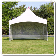 Sidewalls - 20'x8' Pinnacle Series Mesh (NOTICE:Sidewall only!)