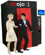 Wedding Special - Mojo Photo Booth Package - $675