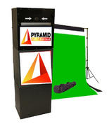 Premium Green Screen Package - Mojo Photo Booth - $655