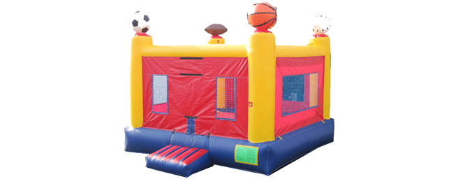 Sports Bouncer Bounce House