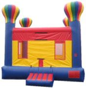 Adventure Balloons Bounce House