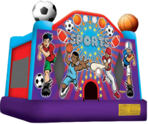 Sports USA Jump Bounce House