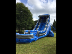 Waterslides and Wet Units