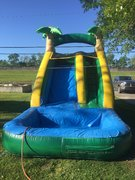 14 FT RAINFOREST SLIDE
