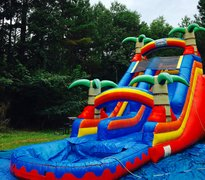 18' Hawaiian Waterslide