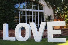 4 Feet Love Sign Letters