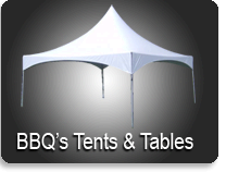 BBQs Tents Tables
