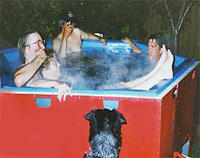 Deck Mate Hot Tubs 6-7 Person