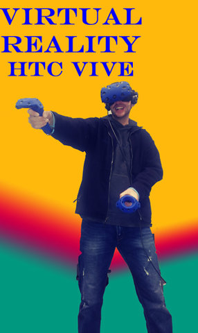 Virtual Reality HTC WINTER THAT WON'T QUIT SPECIAL Monday- Friday
