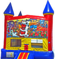 Art Panel for Module Bounce Castle