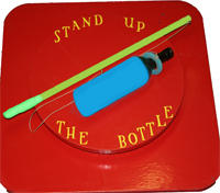 Tippy Bottle Stand Up The Bottle