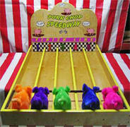 Bacon Racers Carnival Game